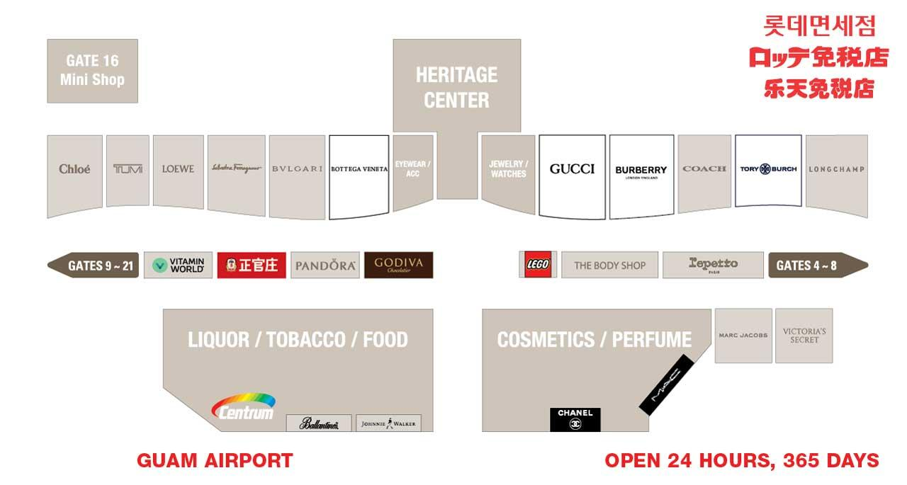 lotte-store-map-mobile-version